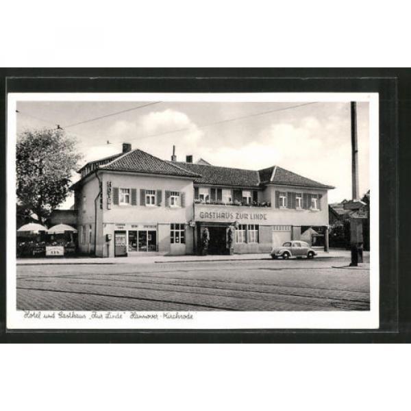 schöne AK Hannover-Kirchrode, Hotel & Gasthaus Zur Linde, Tiergartenstraße 124 #1 image