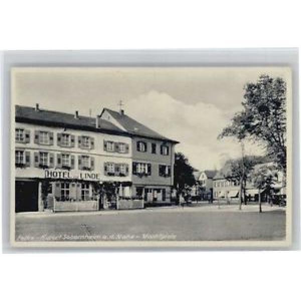 40700466 Bad Sobernheim Bad Sobernheim Marktplatz Hotel zur Linde x Bad Sobernhe #1 image