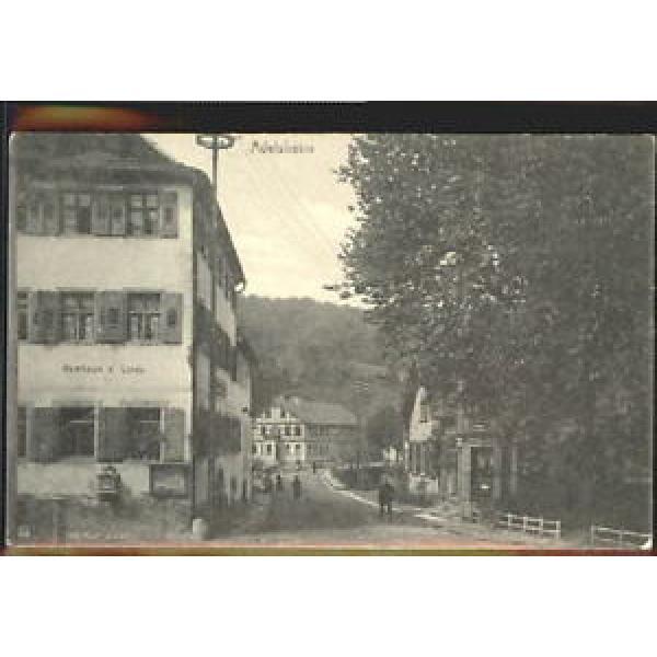 40366277 Adelsheim Adelsheim Gasthaus z. Linde gestempelt 1910 Adelsheim #1 image