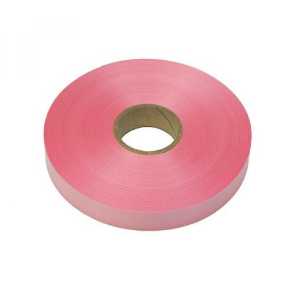 100m Polyband 19 mm x 100 m Ringelband Schleifenband Geschenkband Kräuselband #2 image