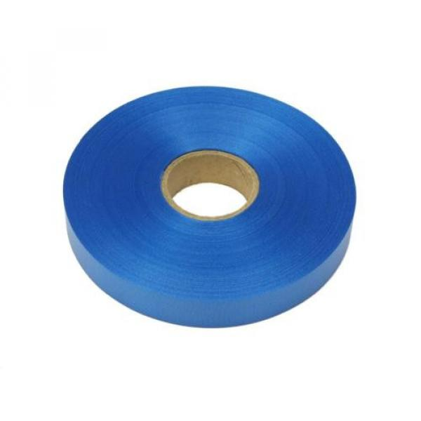 100m Polyband 19 mm x 100 m Ringelband Schleifenband Geschenkband Kräuselband #3 image