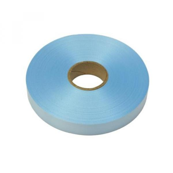 100m Polyband 19 mm x 100 m Ringelband Schleifenband Geschenkband Kräuselband #4 image