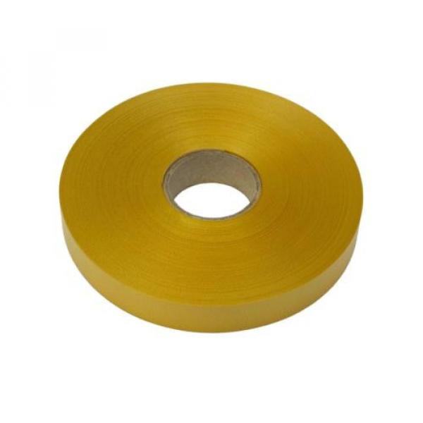 100m Polyband 19 mm x 100 m Ringelband Schleifenband Geschenkband Kräuselband #7 image