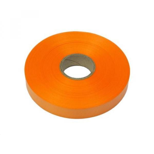 100m Polyband 19 mm x 100 m Ringelband Schleifenband Geschenkband Kräuselband #12 image