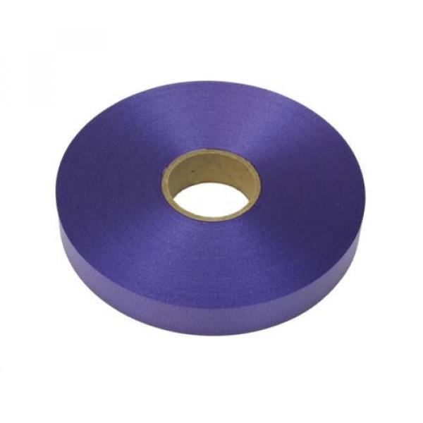 100m Polyband 19 mm x 100 m Ringelband Schleifenband Geschenkband Kräuselband #16 image