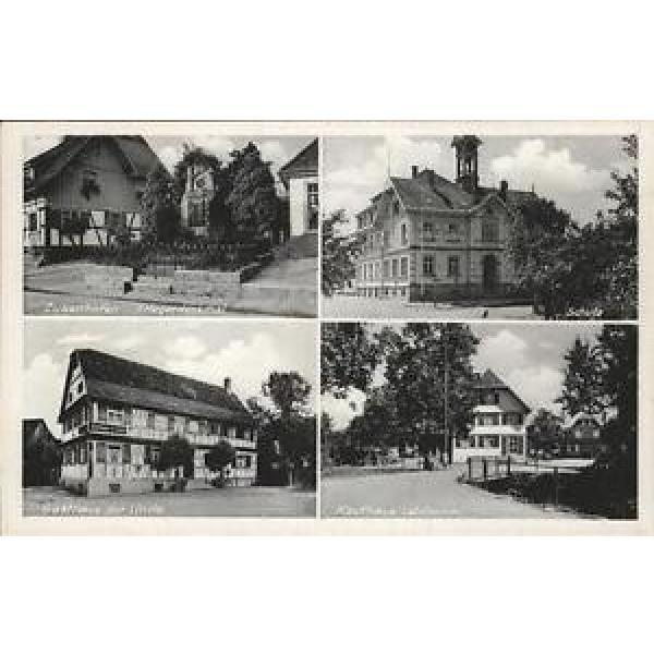 41209867 Zusenhofen KriegerdenkmalSchuleGasthaus Linde Oberkirch #1 image