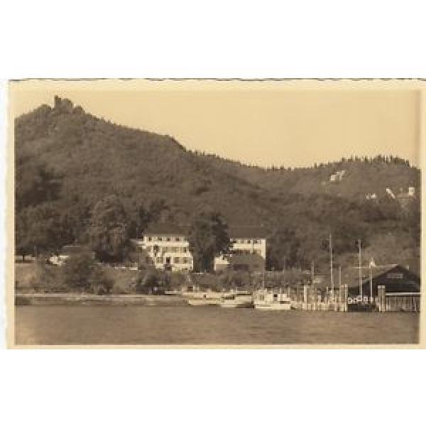 Bodman am Bodensee, Ruine Bodmann und Hotel Linde gl1942 E6740 #1 image