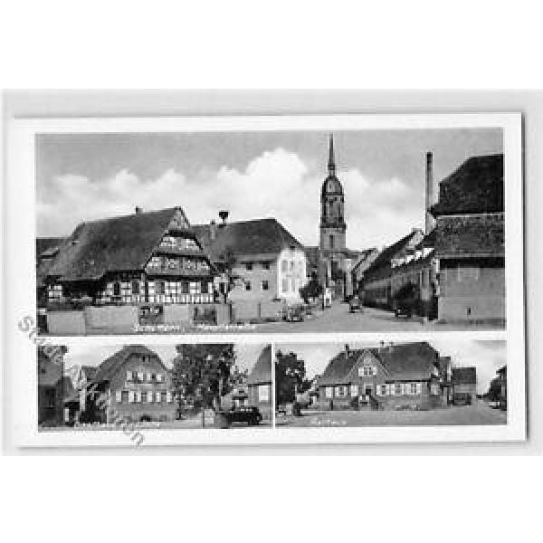 39105889 - Schuttern mit Hauptstrasse, Gasthaus zur Linde und Rathaus ungelaufen #1 image