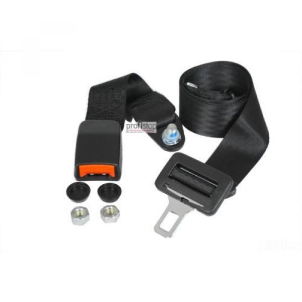 Lap belt static 2 point Linde Forklift tested! Made in Europe #1 image