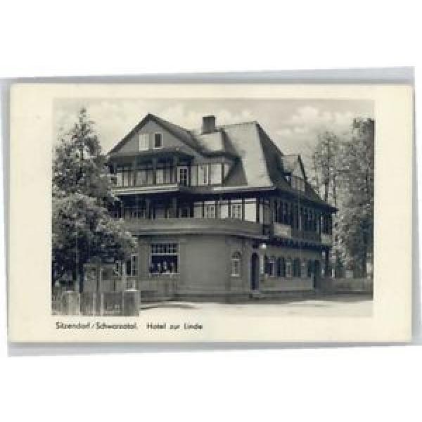 40634784 Sitzendorf Thueringen Sitzendorf Hotel zur Linde x Sitzendorf Schwarzat #1 image