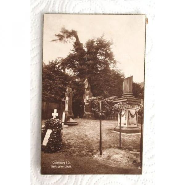 AK, Ansichtskarte, Oldenburg i. O., Gertruden-Linde, Trinks-Postkarte, um 1905 #1 image