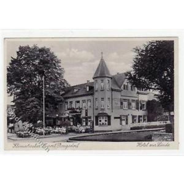 39056141 - Rengsdorf mit Hotel zur Linde gelaufen von 1939. Leichter Bug unten l #1 image