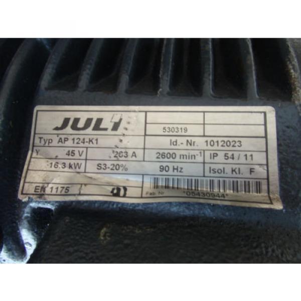 Linde Still Truck Engine Electro Motor Hydraulic Motor Forklift Engine Motor #2 image