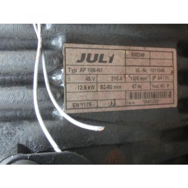 Linde Still Truck Engine Electro Motor Hydraulic Motor Forklift Engine Motor #4 image