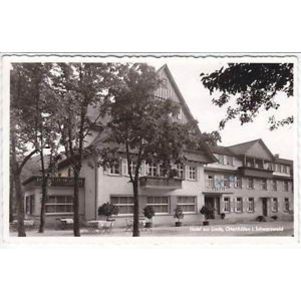 "Ak  OTTENHÖFEN / Schwarzwald   Hotel ""LINDE""  1961   ( .. 82  099 )  N #1 image"
