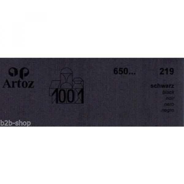 Artoz 1001- 20 Stück Einzelkarten DIN A7 103x66 mm - Frei Haus #7 image