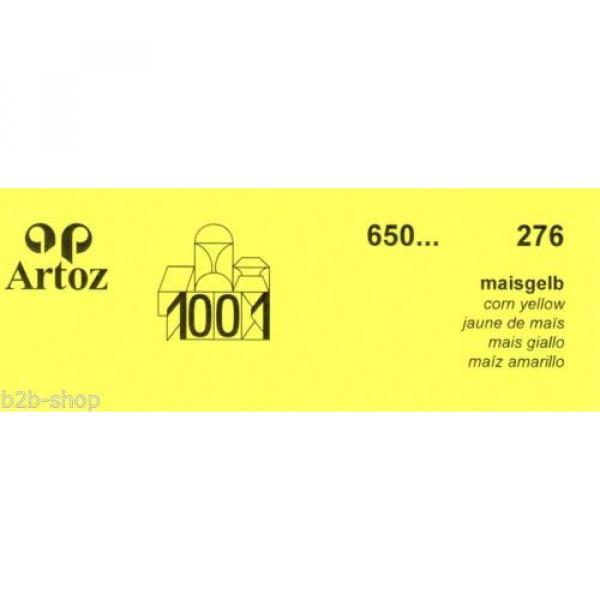Artoz 1001- 20 Stück Einzelkarten DIN A7 103x66 mm - Frei Haus #16 image