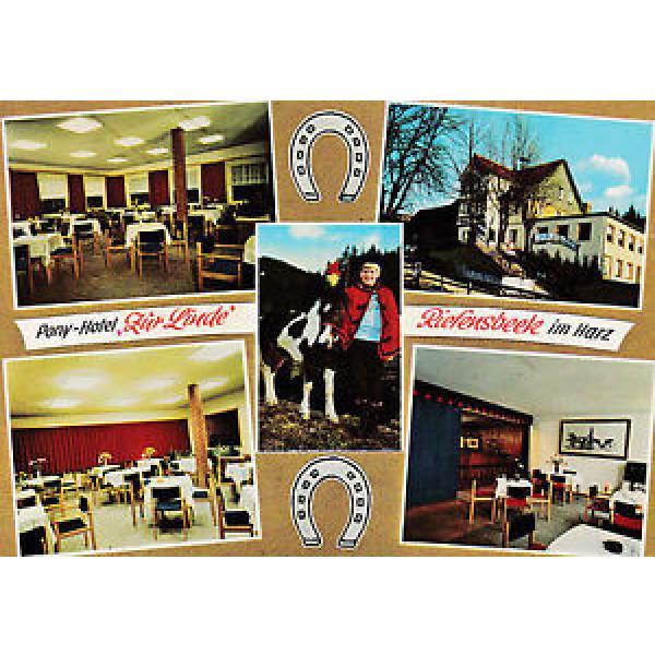 """AK Riefensbeek Osterode Harz Pony-Hotel """"Zur Linde"""" #1 image"""
