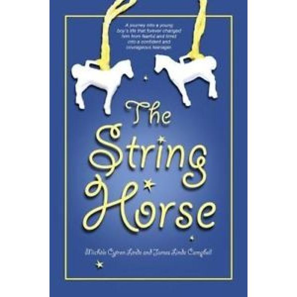 NEW The String Horse by Michele Cytron Linde Paperback Book (English) Free Shipp #1 image
