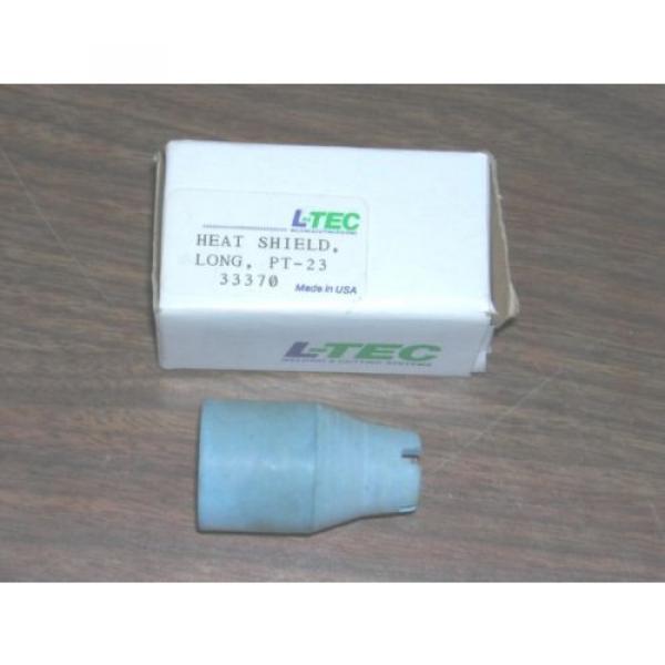 L-tec Esab Linde PT-23 heat shield long 33370 crown cup #1 image