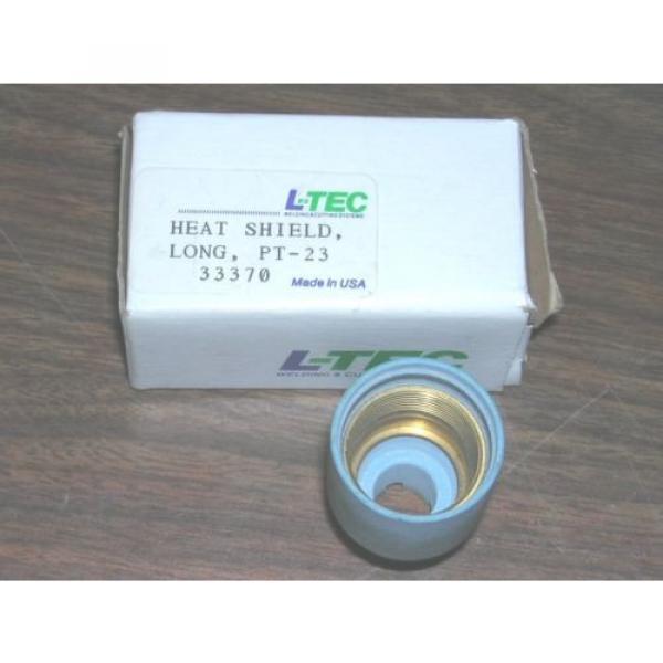L-tec Esab Linde PT-23 heat shield long 33370 crown cup #2 image