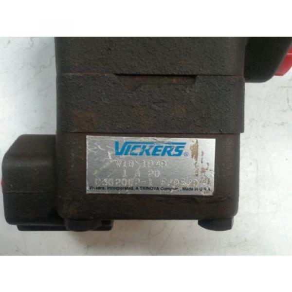 New Vickers V101P4P1A20 V10 1P4P 1A20 Hydraulic Pump FREE PRIORITY SHIP #2 image