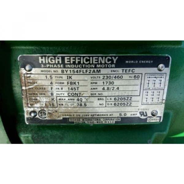 FAC Hydraulic Pump Unit 40 HP, 30 HP, 1.5 HP 300 psi #8 image