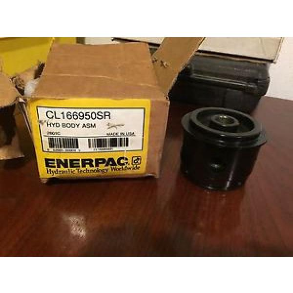 Enerpac Hydraulic Body Assembly CL166950SR #1 image