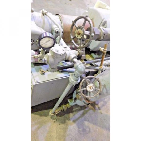 RX-3094, DENISON HYDROILICS 100HP POWER UNIT / PACK 5000 MAX PSI 1200 MAX RPM #7 image