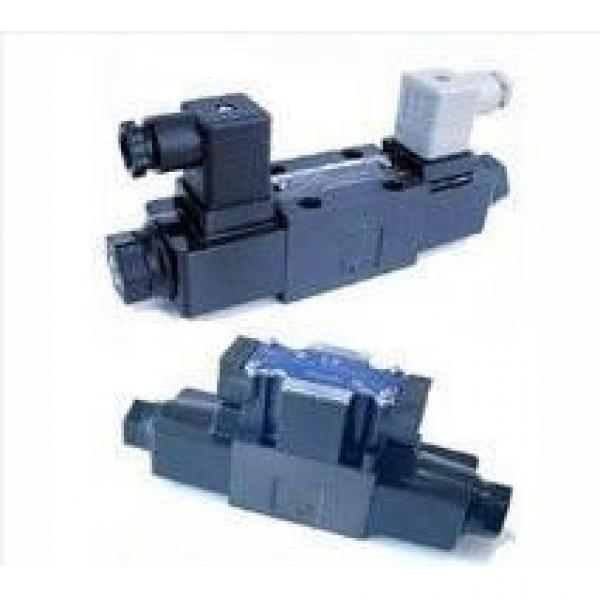Solenoid Operated Directional Valve DSG-01-3C60-A220-N1-50 #1 image