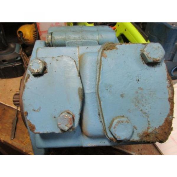 Hagglunds Denison Hydraulic Vane Motor #3 image