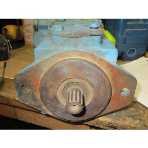 Hagglunds Denison Hydraulic Vane Motor #5 image