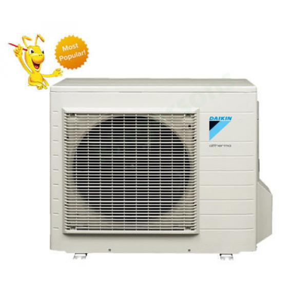 12k + 12k + 18k Btu Daikin Tri Zone Ductless Wall Mount Heat Pump AC #2 image