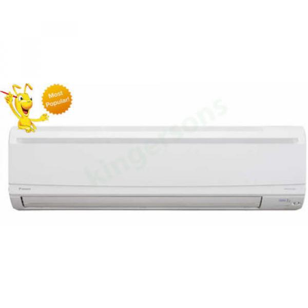 12k + 12k + 18k Btu Daikin Tri Zone Ductless Wall Mount Heat Pump AC #4 image