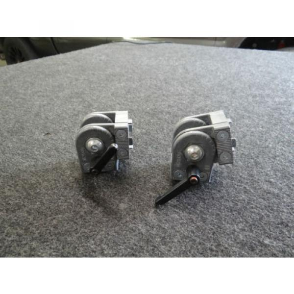 Pair of Bosch Rexroth Linear Motion Multi Angle Connector Kit 3 842 502 680 #1 image