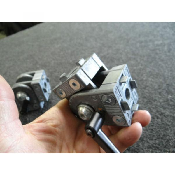 Pair of Bosch Rexroth Linear Motion Multi Angle Connector Kit 3 842 502 680 #3 image