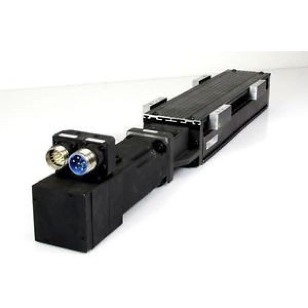 REXROTH MNR R0557025887 Modultechnik Linearmodul + PARKER SMHA601051 Servomotor #1 image