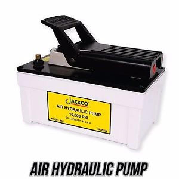 Jackco Air Hydraulic Foot Pump 10,000 psi #1 image