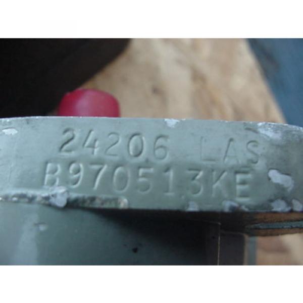 origin Eaton Cessna hydraulic gear pump 24206 LAS 24206LAS tang drive #4 image