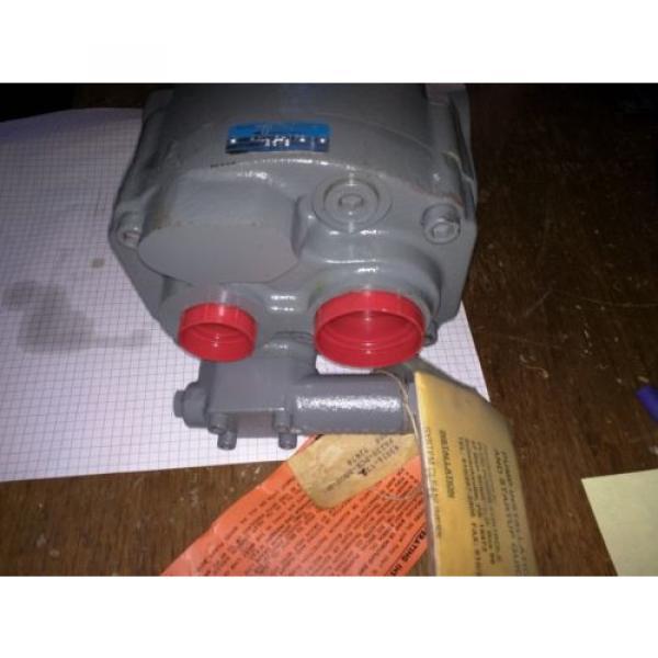 FLUID POWER CONTROLS HYDRAULIC PISTON PUMP 43016-172 PA230-PCR-BBOX-D #4 image