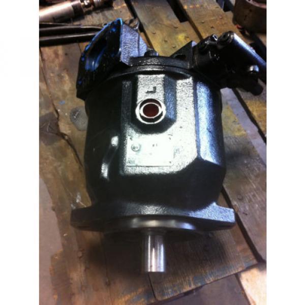 Rexroth Italy Japan AA10v071dr/31L Hydraulic Pump #1 image