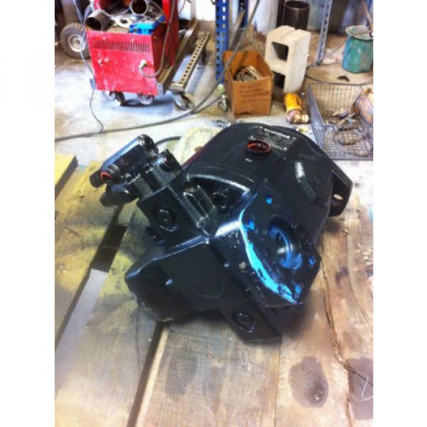 Rexroth Italy Japan AA10v071dr/31L Hydraulic Pump #3 image