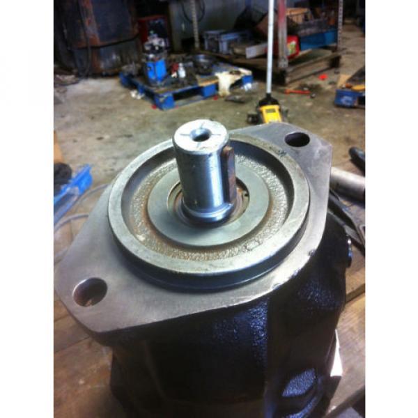 Rexroth Italy Japan AA10v071dr/31L Hydraulic Pump #4 image