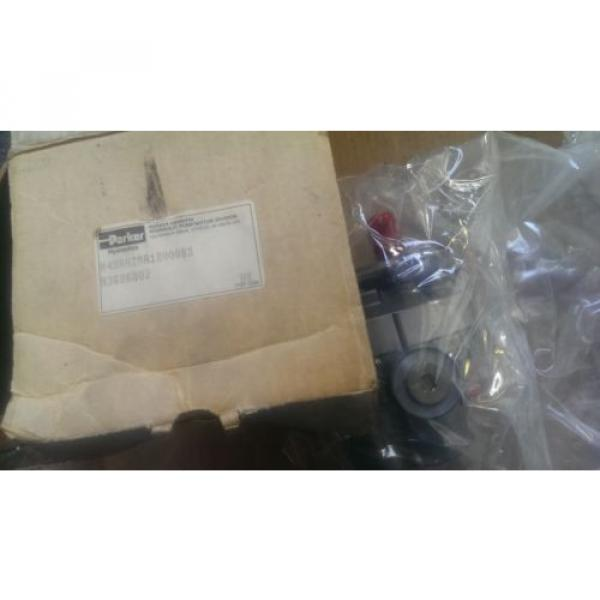 New Parker Hydraulic Gear Pump H49AA2AA18000BS #1 image