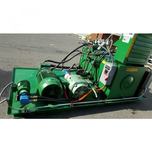 FAC Hydraulic Pump Unit 40 HP, 30 HP, 1.5 HP 300 psi #1 image