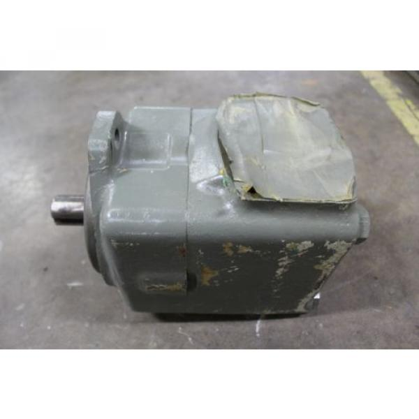 """REBUILT VICKERS 45V50A 1D CL 180 ROTARY VANE HYDRAULIC PUMP 3"""" INLET 1-1/2"""" OUT #1 image"""