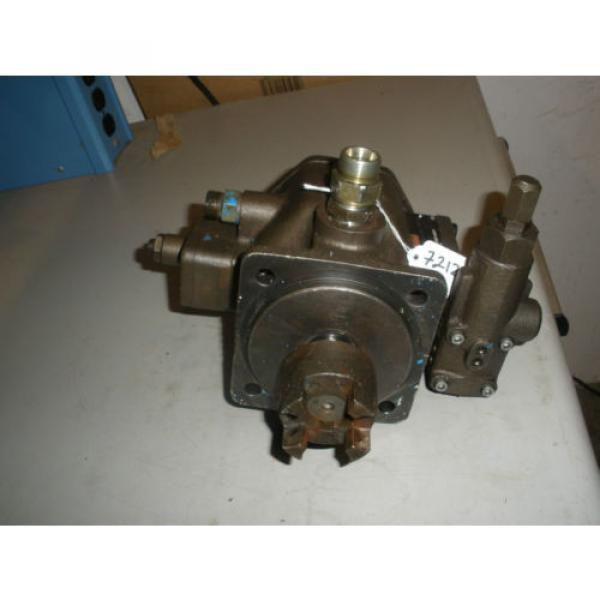 Rexroth Japan Canada Hydraulic Pump PV7-1X/16-20RE01 MCO-16 160/bar press. 270 I/min flow #2 image