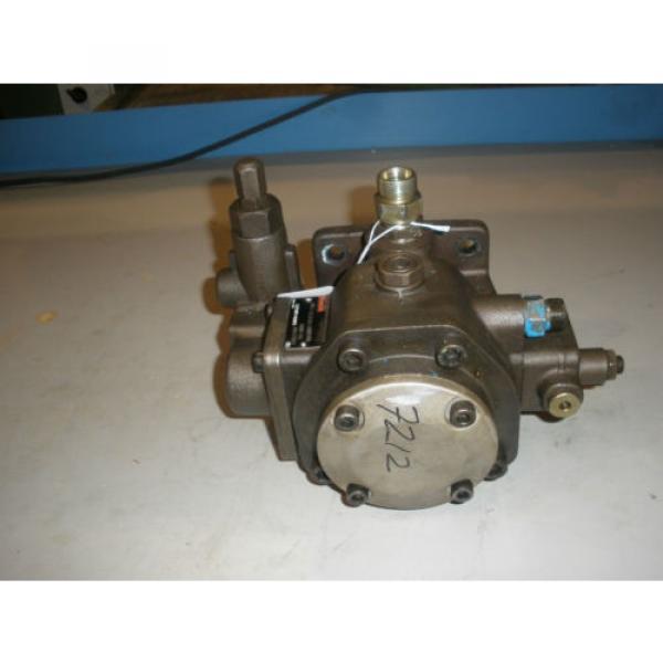 Rexroth Japan Canada Hydraulic Pump PV7-1X/16-20RE01 MCO-16 160/bar press. 270 I/min flow #3 image