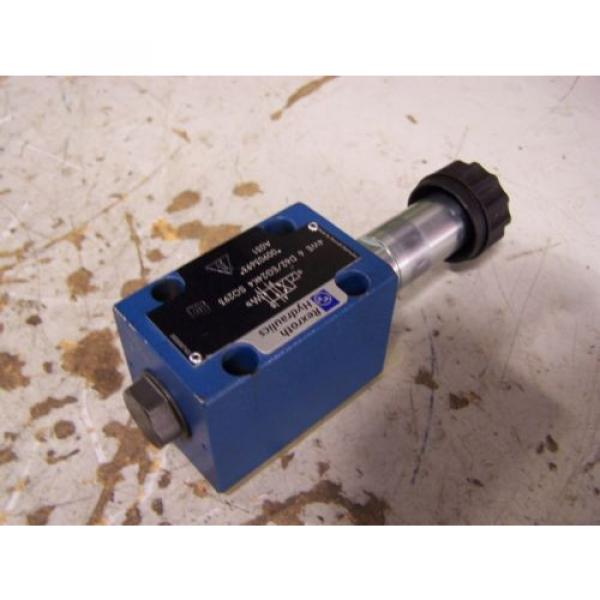 NEW Italy Germany REXROTH 4WE 6 D62/EG24K4 SO293 HYDRAULIC DIRECTIONAL VALVE #2 image