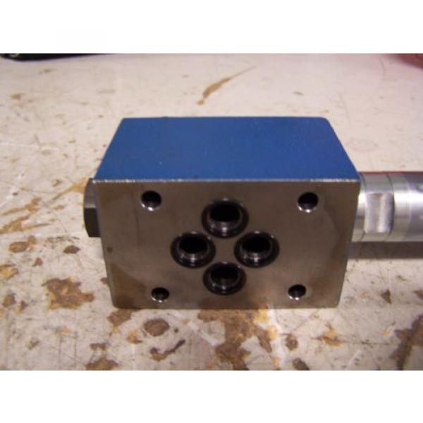 NEW Italy Germany REXROTH 4WE 6 D62/EG24K4 SO293 HYDRAULIC DIRECTIONAL VALVE #3 image